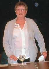 Ladies Club - Maggie Heath (Chairman)