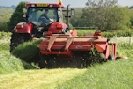 Silaging in Ellisfield