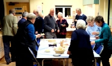 Horticultural Society AGM - Social, After The Meeting
