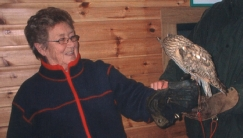Ladies Club - Maggie Heath and Feathered Friend